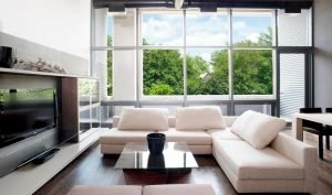Portfolio   1800 Loft - Living