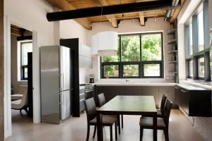 Portfolio | 1800 Loft - Kitchen