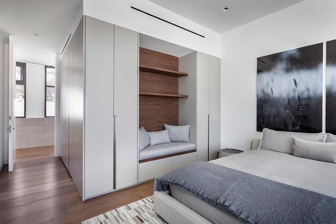 Portfolio | Aspen - Bed