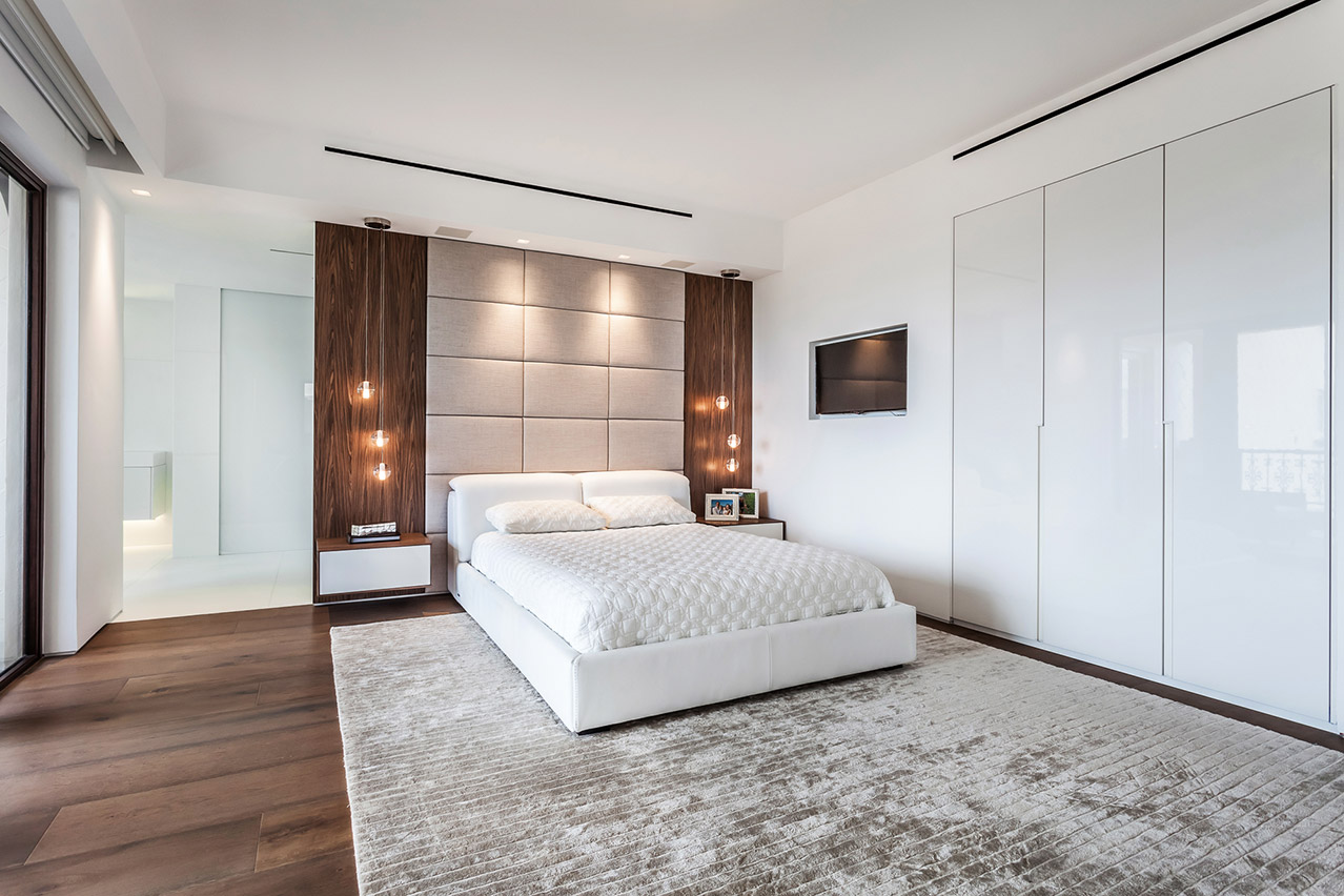 Portfolio | Fisher Island - Bed