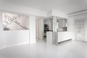 Portfolio | South Beach Condo Kitchen