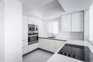 Portfolio | South Beach Condo Kitchen