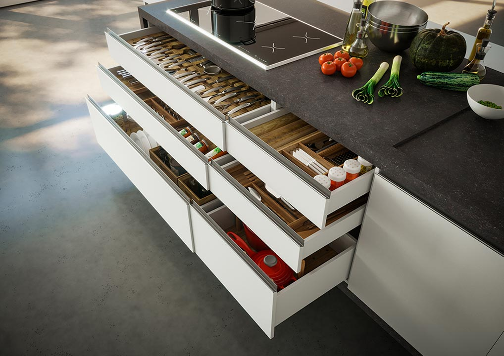 Kitchen Cabinetry Bontempo - ARMAZEM.design