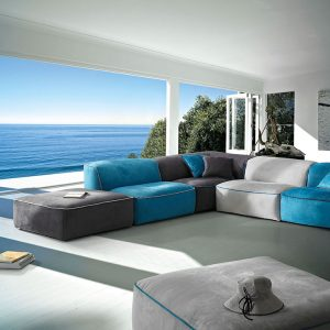GRAND BLEU SOFA - ARMAZEM.DESIGN