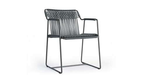 ARMAZEM.design - OUTDOOR CHAIR ONDA