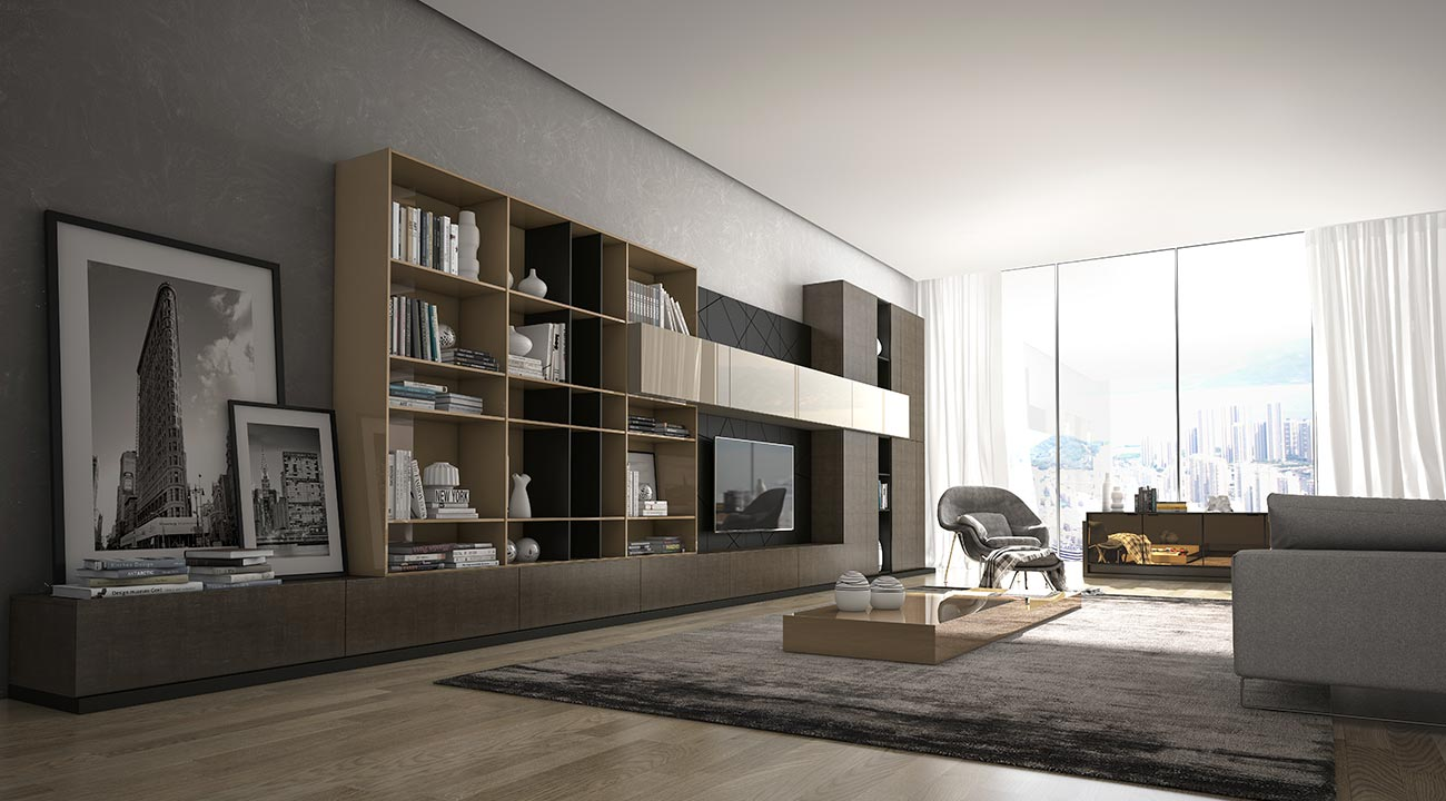 Product Canibetry Wall Units - ARMAZEM.design