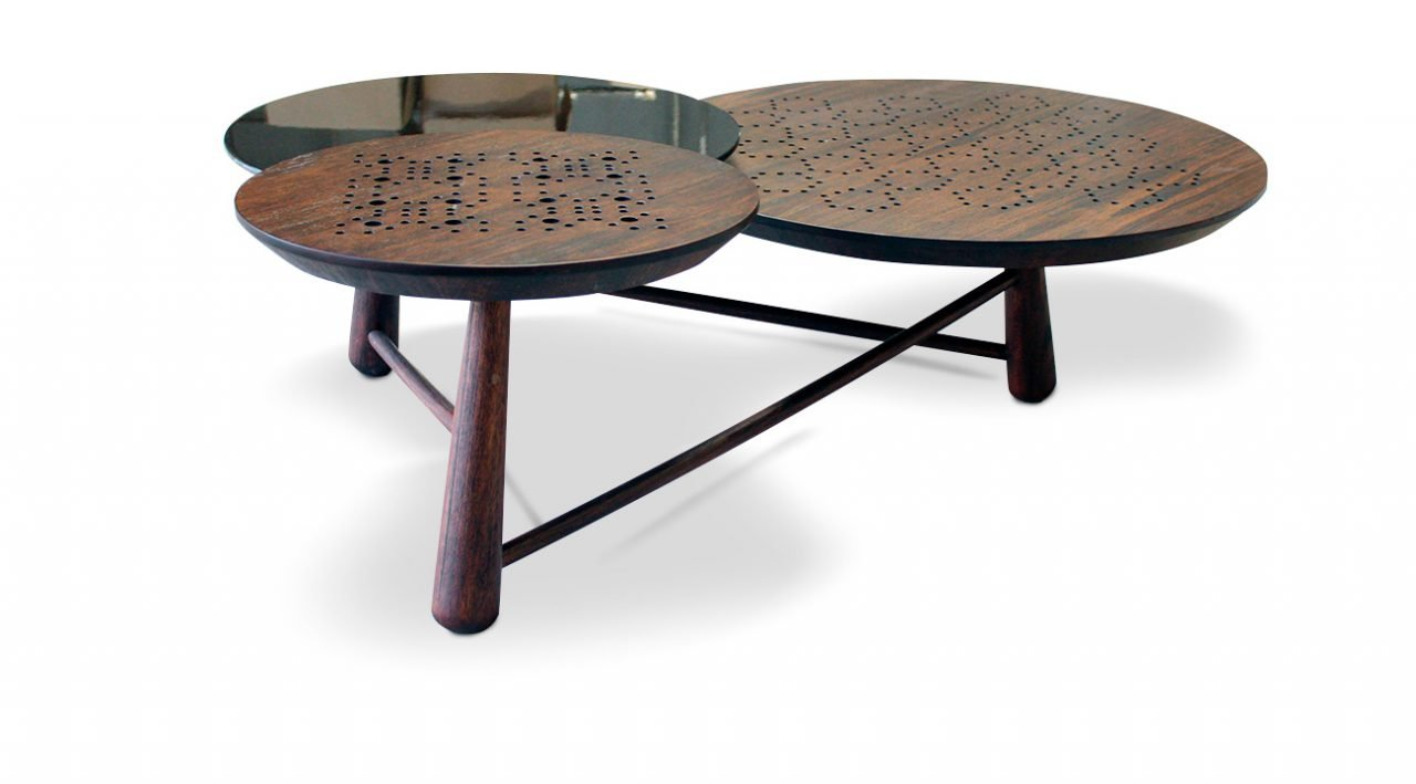 3 GRAÇAS COFFE TABLES - ARMAZEM.DESIGN