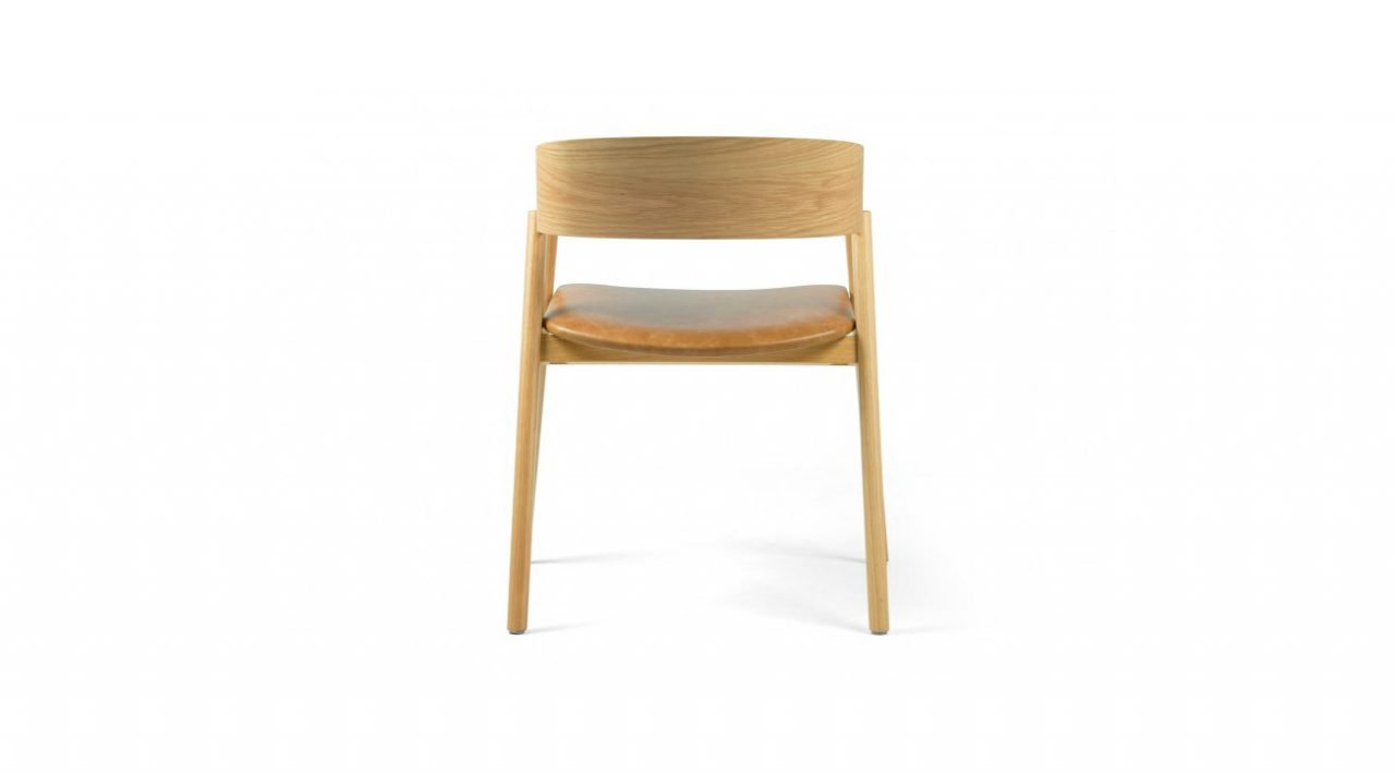 Furniture - Dining - Chairs - Coller Armchair -ARMAZEM.design