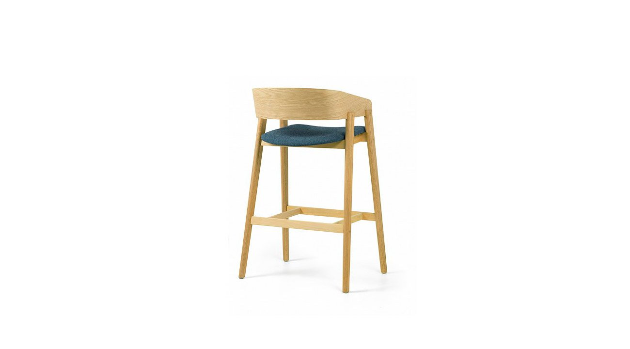 Furniture - Dining - Stools - Coller Bar Stool - ARMAZEM.design