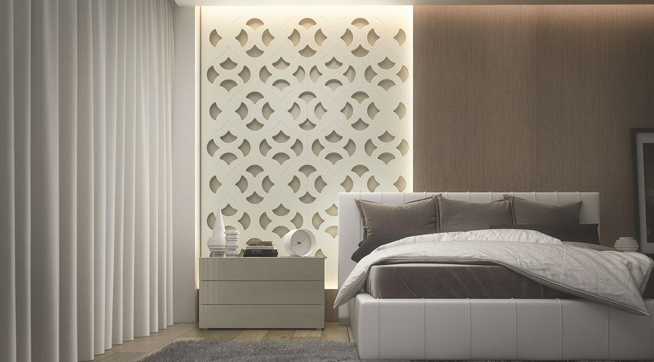Grey Wall Paneling : Kitchen panel range fibo wall panels